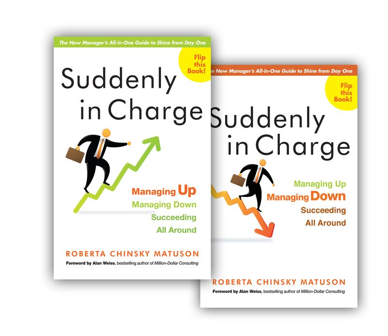Suddenly in Charge 2 covers Sept 2010